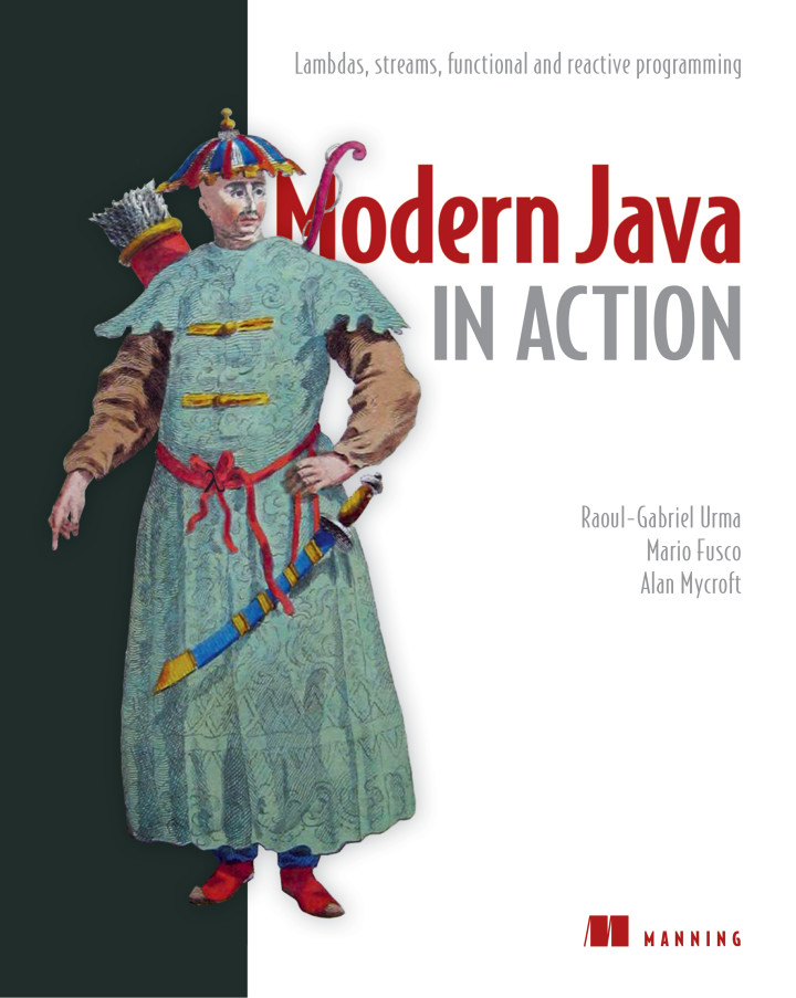 Manning | Modern Java in Action
